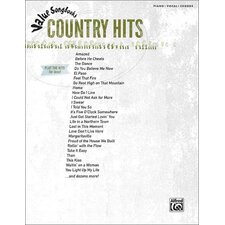 Value Song Books: Country Hits