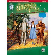 The Wizard of Oz Instrumental Solos for Strings: Violin