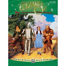 The Wizard of Oz: 70th Anniversary Deluxe Song Book: Five Finger Piano