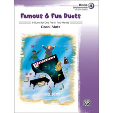 Famous and Fun Duets, Book 4
