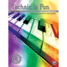 <strong>Alfred Publishing Company</strong> Technic Is Fun, Book 4