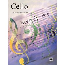 String Note Speller - Cello