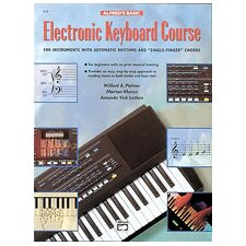 <strong>Alfred Publishing Company</strong> Basic Electronic Keyboard Course