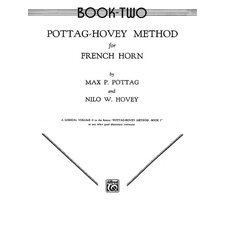 Pottag-Hovey Method for French Horn, Book II