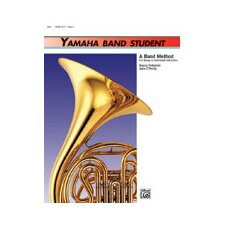 Yamaha Band Student, Book 1: Horn In F - Beginner