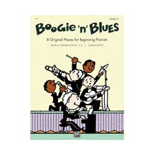 Boogie 'n' Blues, Book 1