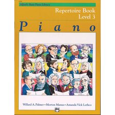 <strong>Alfred Publishing Company</strong> Basic Piano Course: Repertoire Book 3