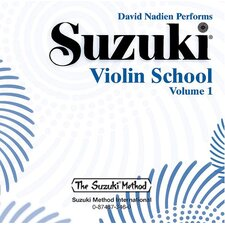 Suzuki Violin School CD, Volume 1 (Nadien)