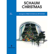 Schaum Christmas, B: The Blue Book