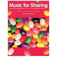 <strong>Alfred Publishing Company</strong> Music for Sharing, Book 2