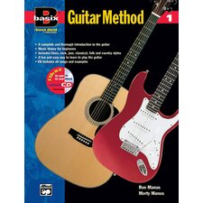 Basix®: Guitar Method, Book 1