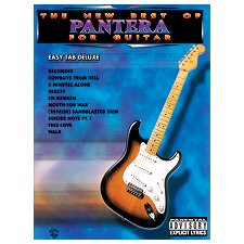 The New Best of Pantera for Guitar