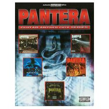 Pantera: Guitar Anthology Series
