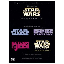 <strong>Alfred Publishing Company</strong> Star Wars®, Selections from