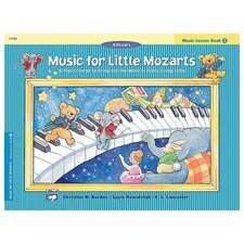 <strong>Alfred Publishing Company</strong> Music for Little Mozarts: Music Lesson Book 3