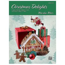 <strong>Alfred Publishing Company</strong> Christmas Delights, Book 1