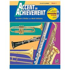 Accent on Achievement - Book 1 E-Flat Alto Clarinet