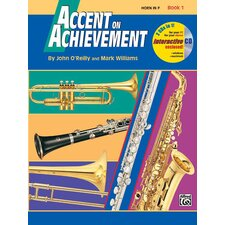 Accent on Achievement, Book 1 Horn in F