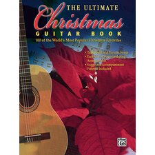 <strong>Alfred Publishing Company</strong> The Ultimate Christmas Guitar Book 100