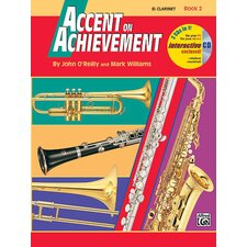 Accent on Achievement, Book 2: B-Flat Clarinet