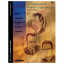 Contemporary Piano Literature, Book 1