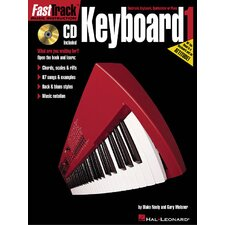 Fast Track Music Instruction - Keyboard Book 1