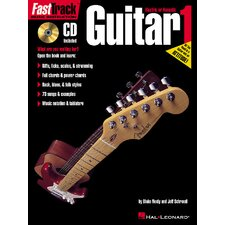 Fast Track Music Instruction - Guitar Book 1