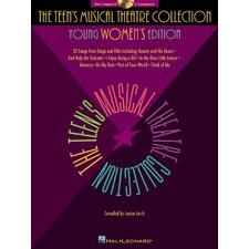 The Teen's Musical Theatre Collection - Young Women's Edition - Book and CD
