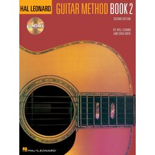 Guitar Method - Book 2 with CD