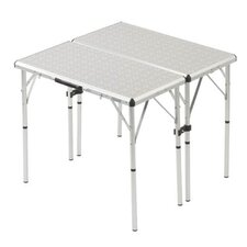 4-In-1 Pack-Away Outdoor Mosaic Table