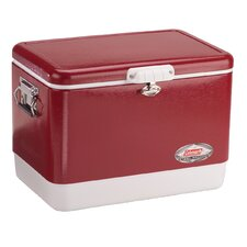 54 Quart Belted Heavy Duty Cooler