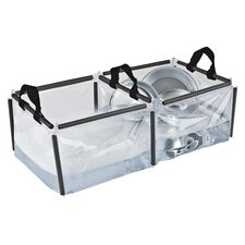 PVC Double Wash Basin