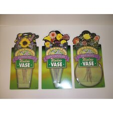 3 Piece Window Vase Gift Pack