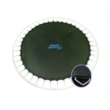"Jumping Surface for 15' Trampoline with 100 V-Rings for 7"" Springs"