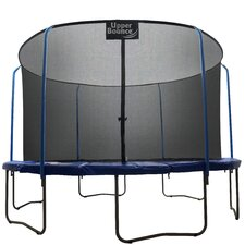 """Skytric"" Trampoline with Top Ring Enclosure System and ""Easy Assemble Feature"""