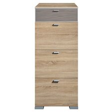 Gallery Super Plus 4 Drawer Tall Chest