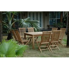 <strong>Anderson Teak</strong> Windsor 7 Piece Dining Set