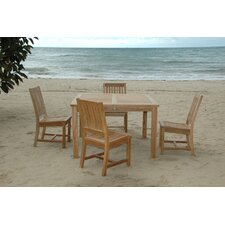 <strong>Anderson Teak</strong> Windsor 5 Piece Dining Set