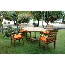 Bahama 5 Piece Dining Set