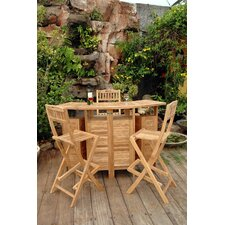 Altavista Bar Height Dining Set