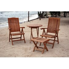 Bahama 4 Piece Dining Set