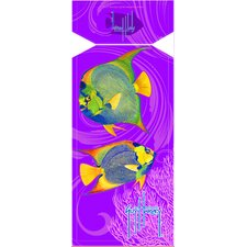 Guy Harvey Angel Fish Sea Towel