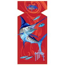 Guy Harvey Red Marlin Sea Towel