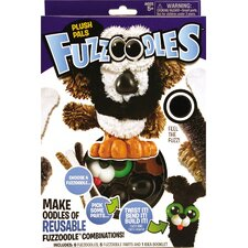 Fuzzoodles Plush Pals Set