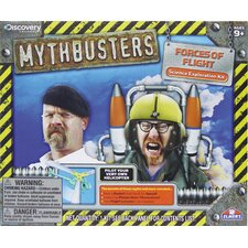 Scientific Explorer Mythbusters Forces of Flight