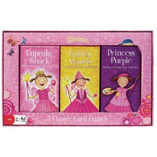 Pinkalicious 3 in 1 Card Game