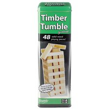 Timber Tumble Game in Tin Case