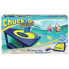 Chuck-O Splash Classic Bean Bag Toss Game