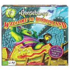 Goosebumps Welcome to Horrorland Board Game