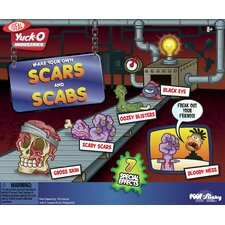 Yucko Scars and Scabs Kit